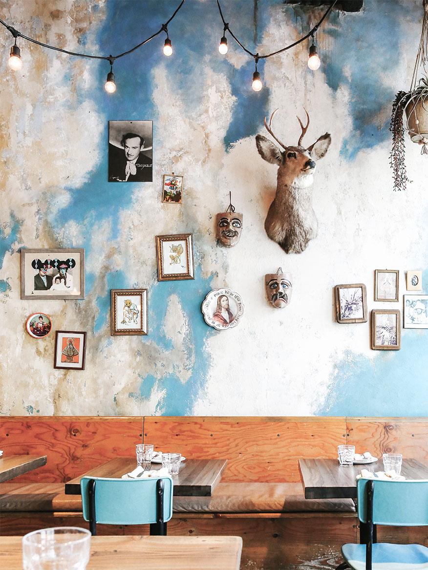 Amanda Hamilton | Commercial Interior Design | Native Tongues Taqueria