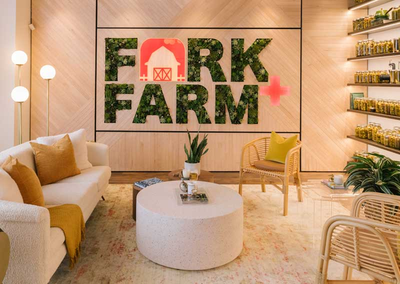 Fork + Farm   Calgary Restaurant and Catering Interior Design