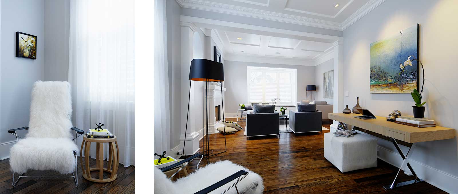 Riverdale Residence I   Calgary Interior Design