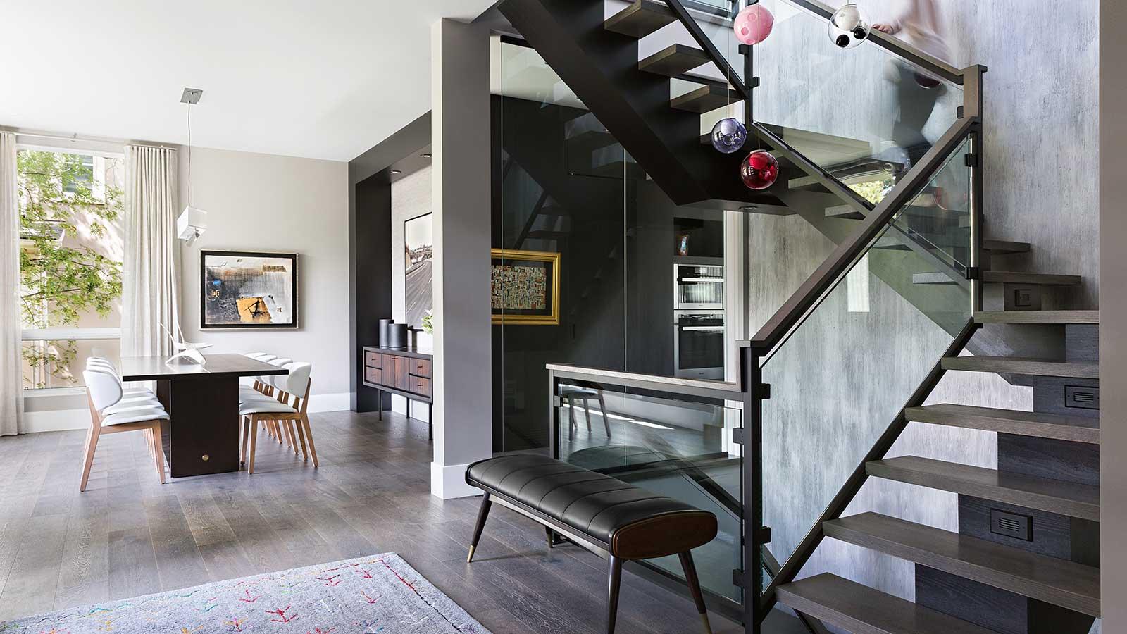 Stanley Park Residence   Calgary Residential Interior Design