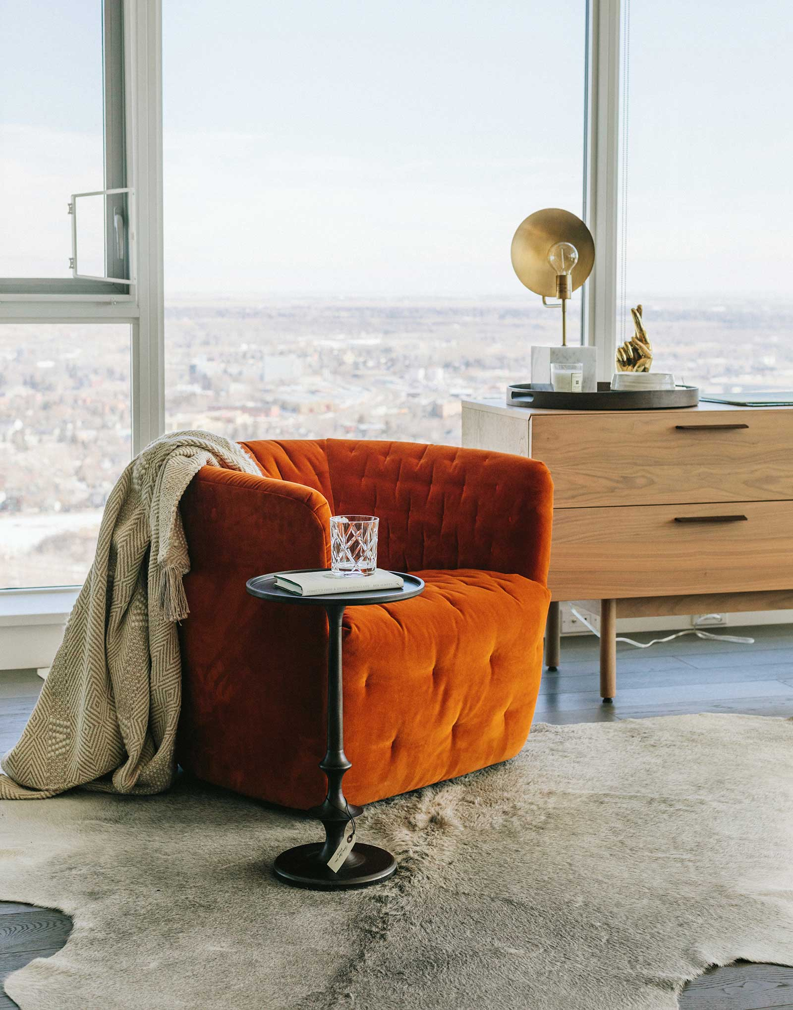 Guardian Sub-Penthouse | Interior Design Real Estate Development