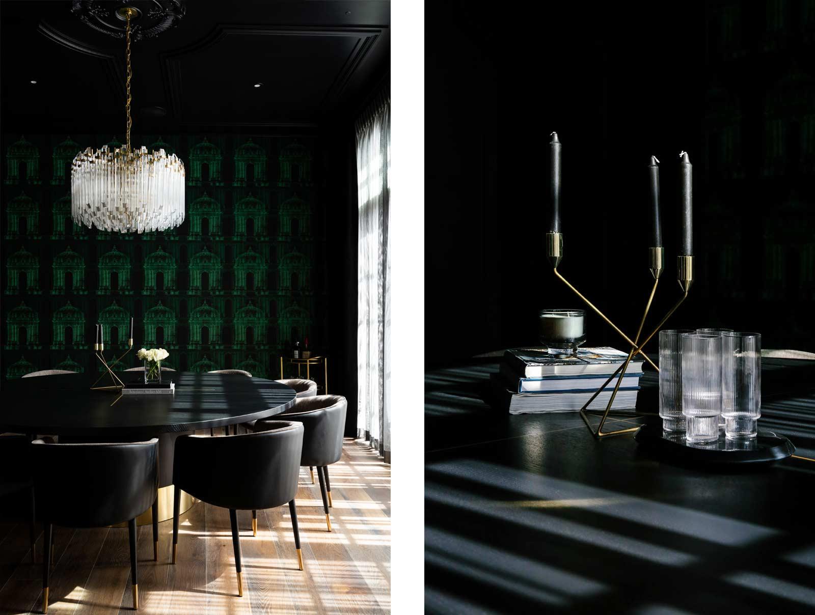 Brittania Drive Residence | Residential Interior Design Calgary