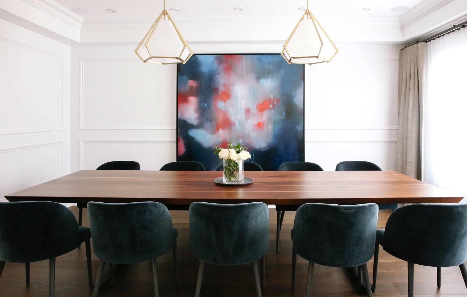 Montcalm Residence | Calgary Interior Design