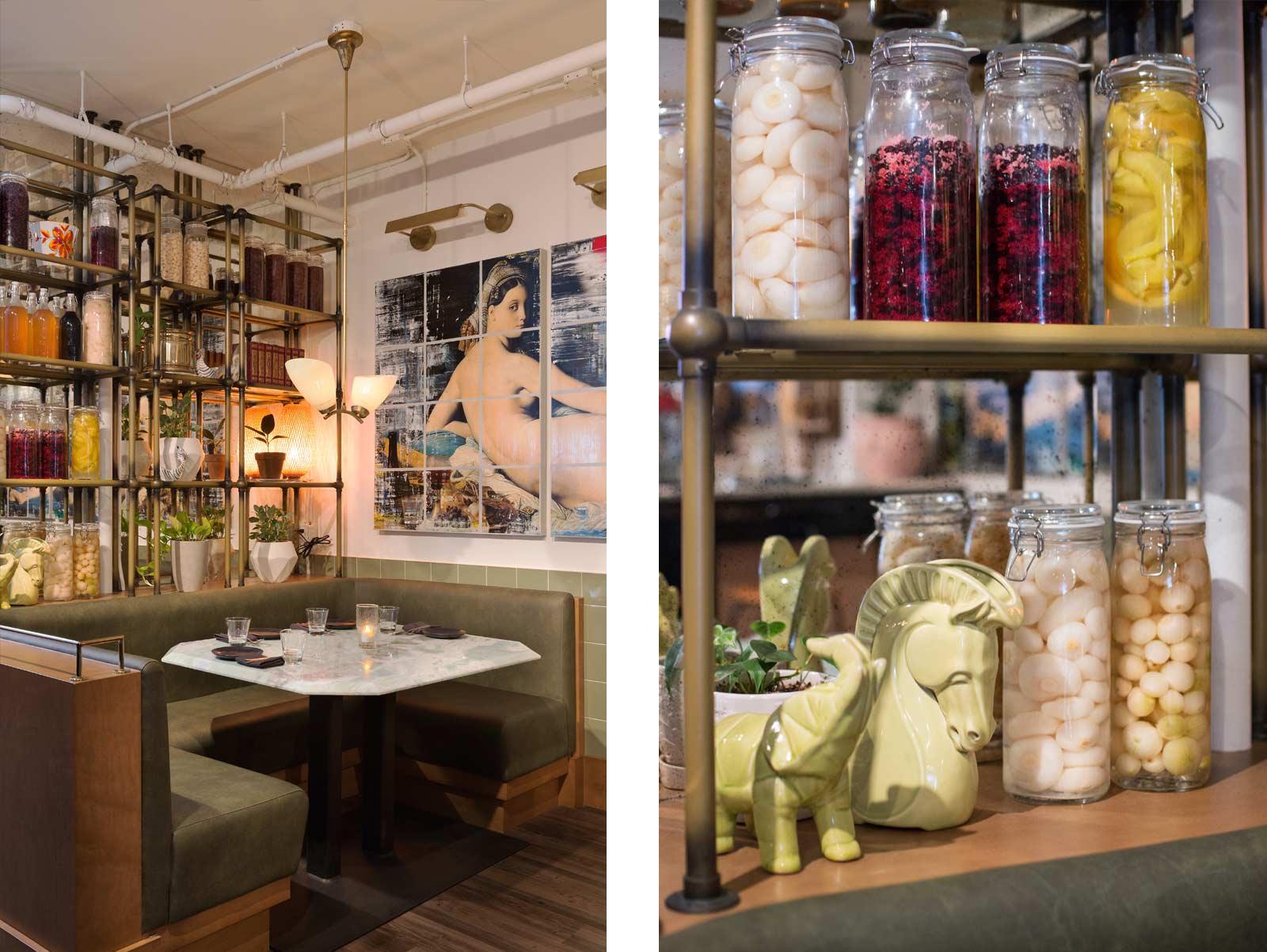 Bread + Circus Trattoria   Calgary Restaurant Interior Design