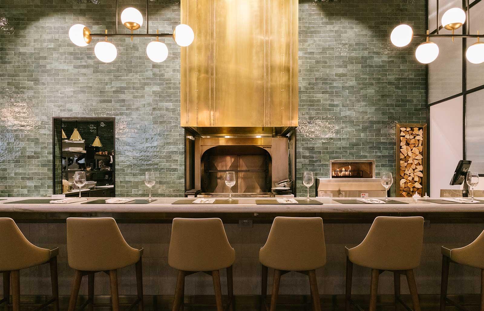 Flores + Pine | Calgary Restaurant Interior Design