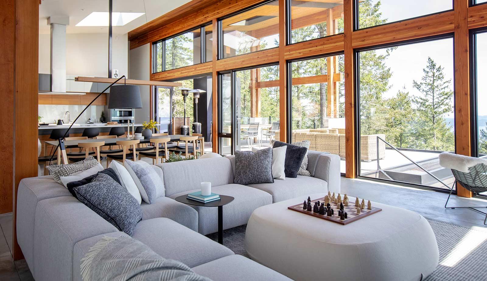 Salt Spring Island Residence   Residential Interior Design