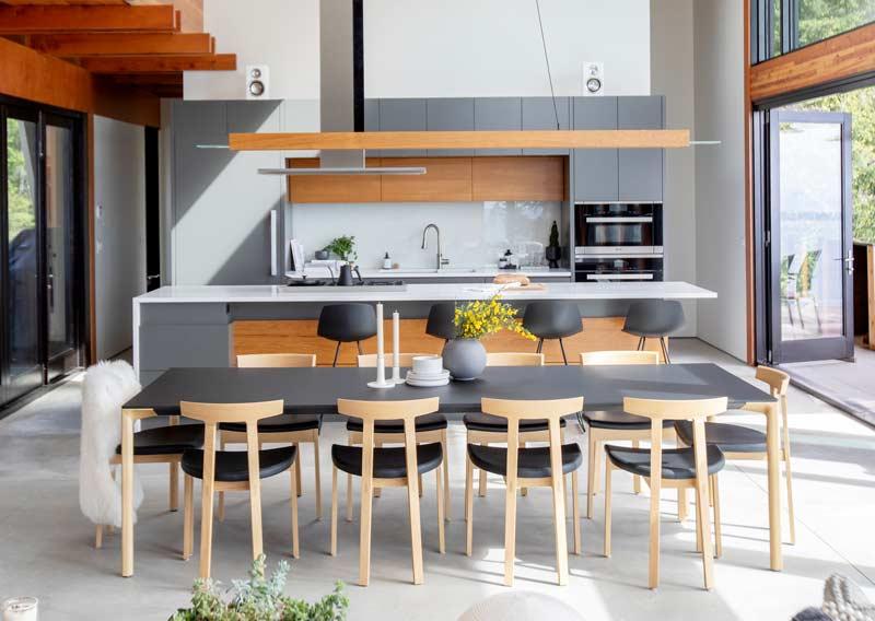 Salt Spring Island Residence | Residential Interior Design