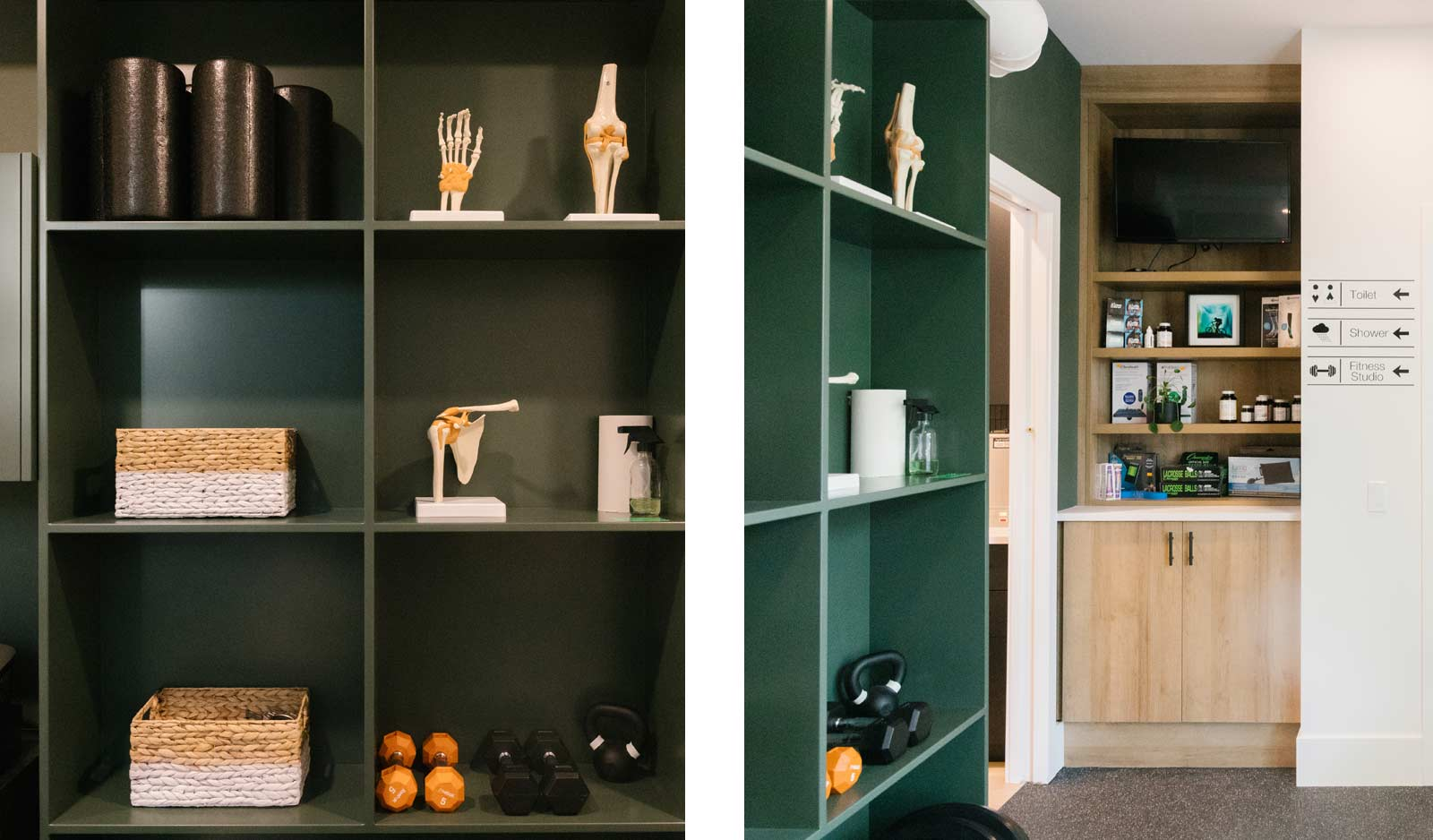 Ascent Health + Sport Therapy | Calgary Health + Wellness Interior Design