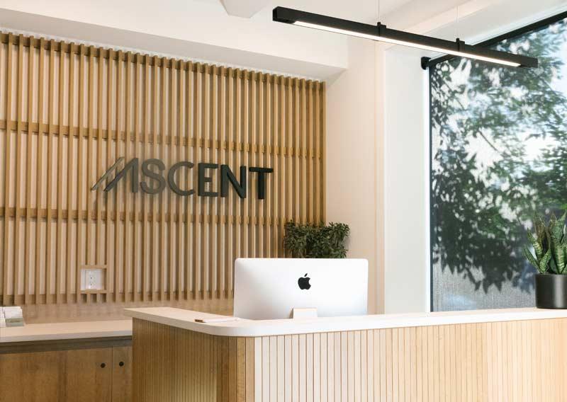 Ascent Health + Sport Therapy   Calgary Health + Wellness Interior Design