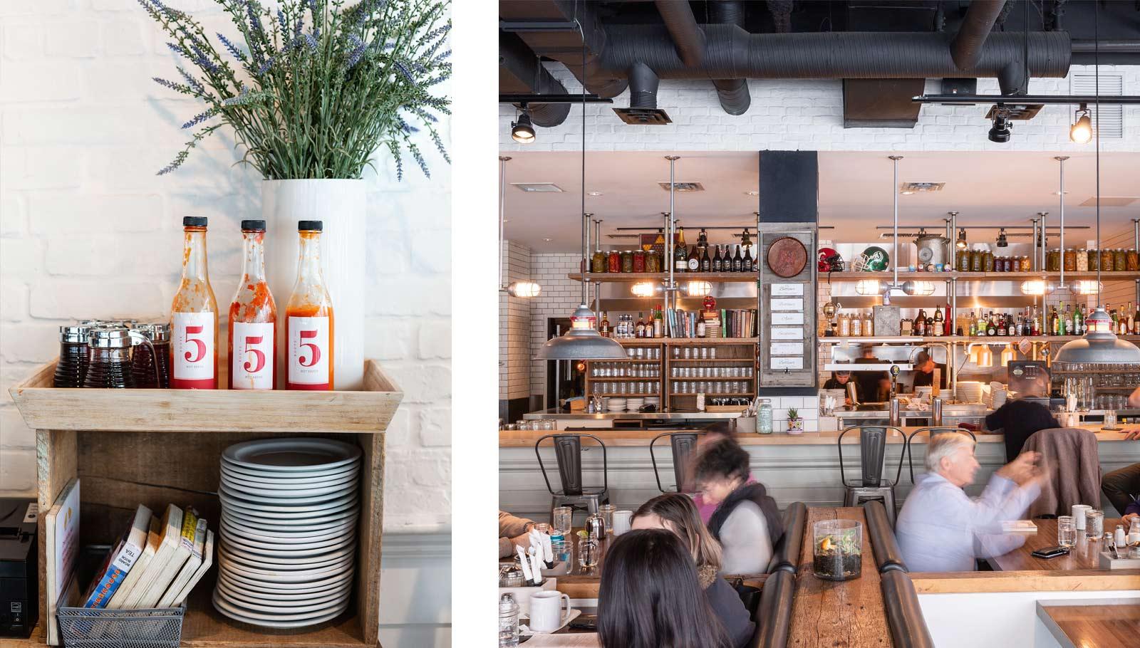 The Beltliner   Calgary Restaurant Interior Design