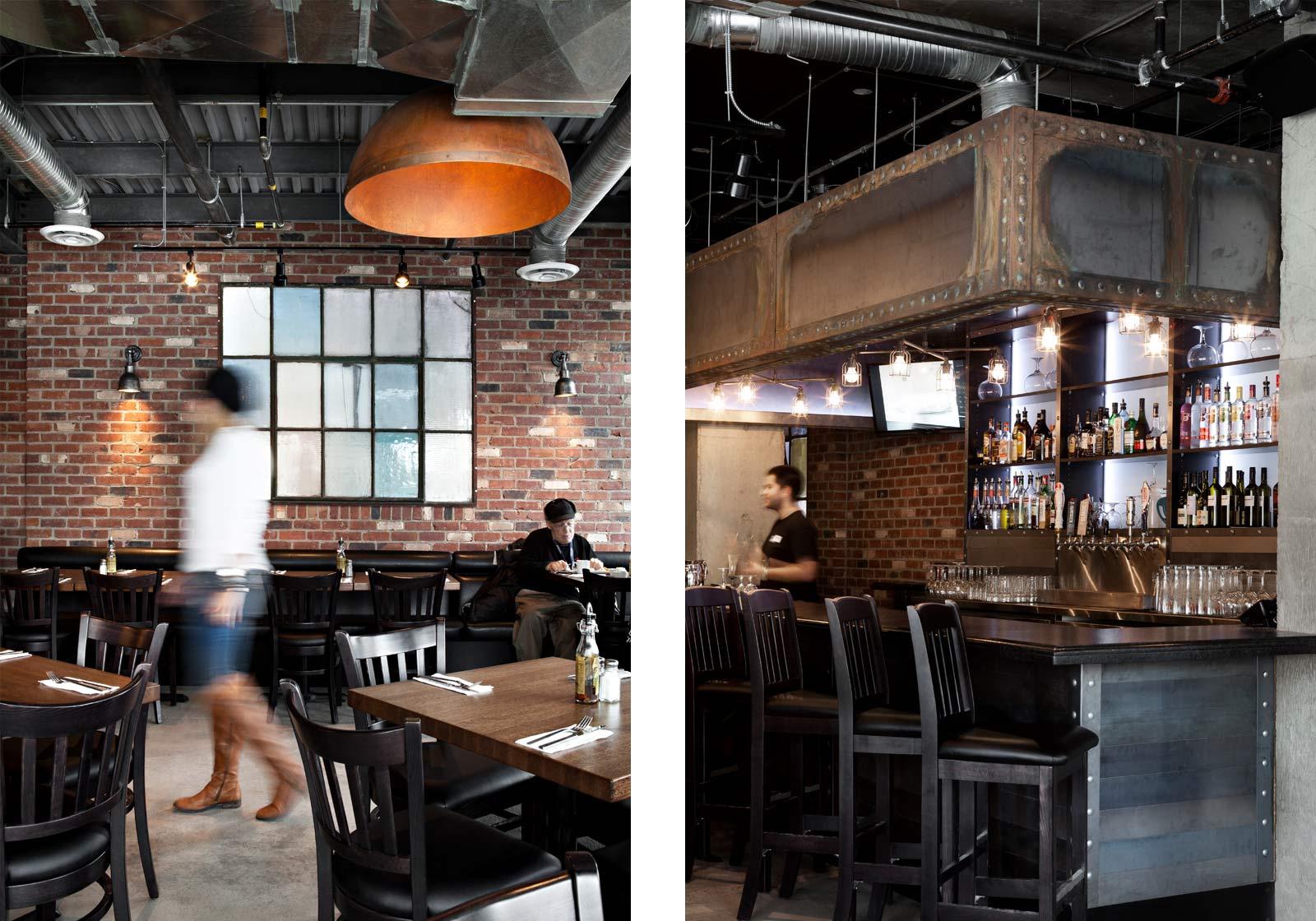 Bensonhurst Pizza Co | Hospitality Interior Design