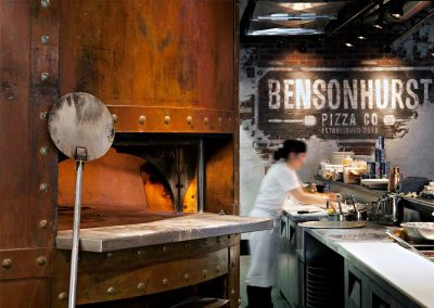 Bensonhurst Pizza Co