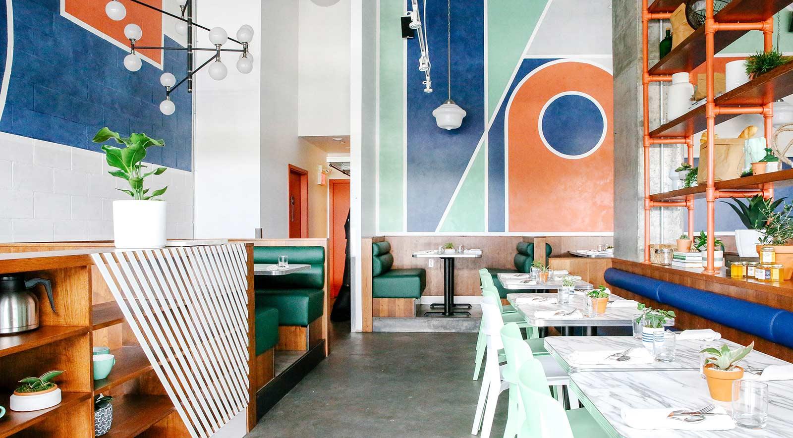 Brekkie | Calgary Hospitality Interior Design