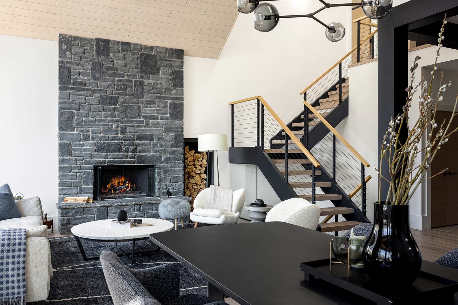 Eagle Point Residence | Interior Design Canmore