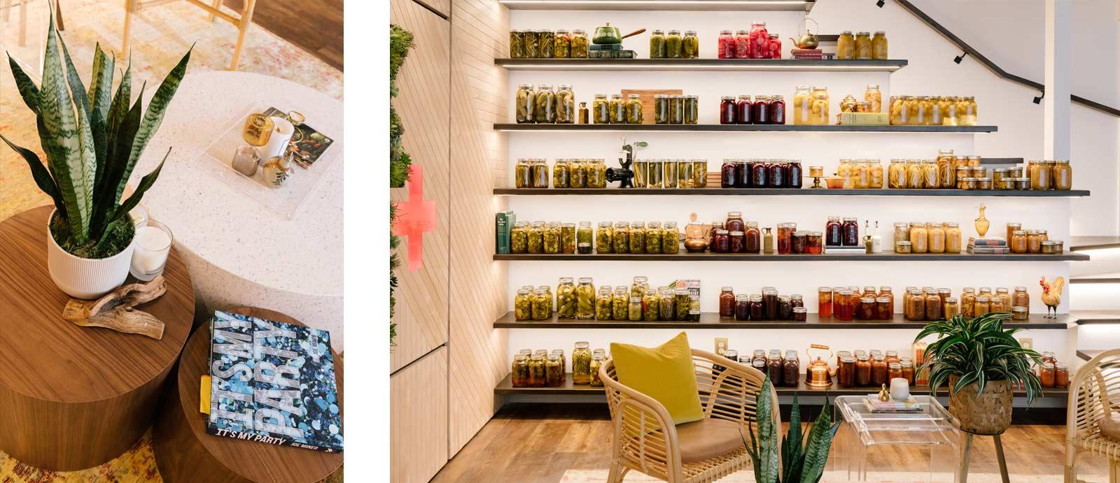 Fork + Farm | Calgary Restaurant and Catering Interior Design