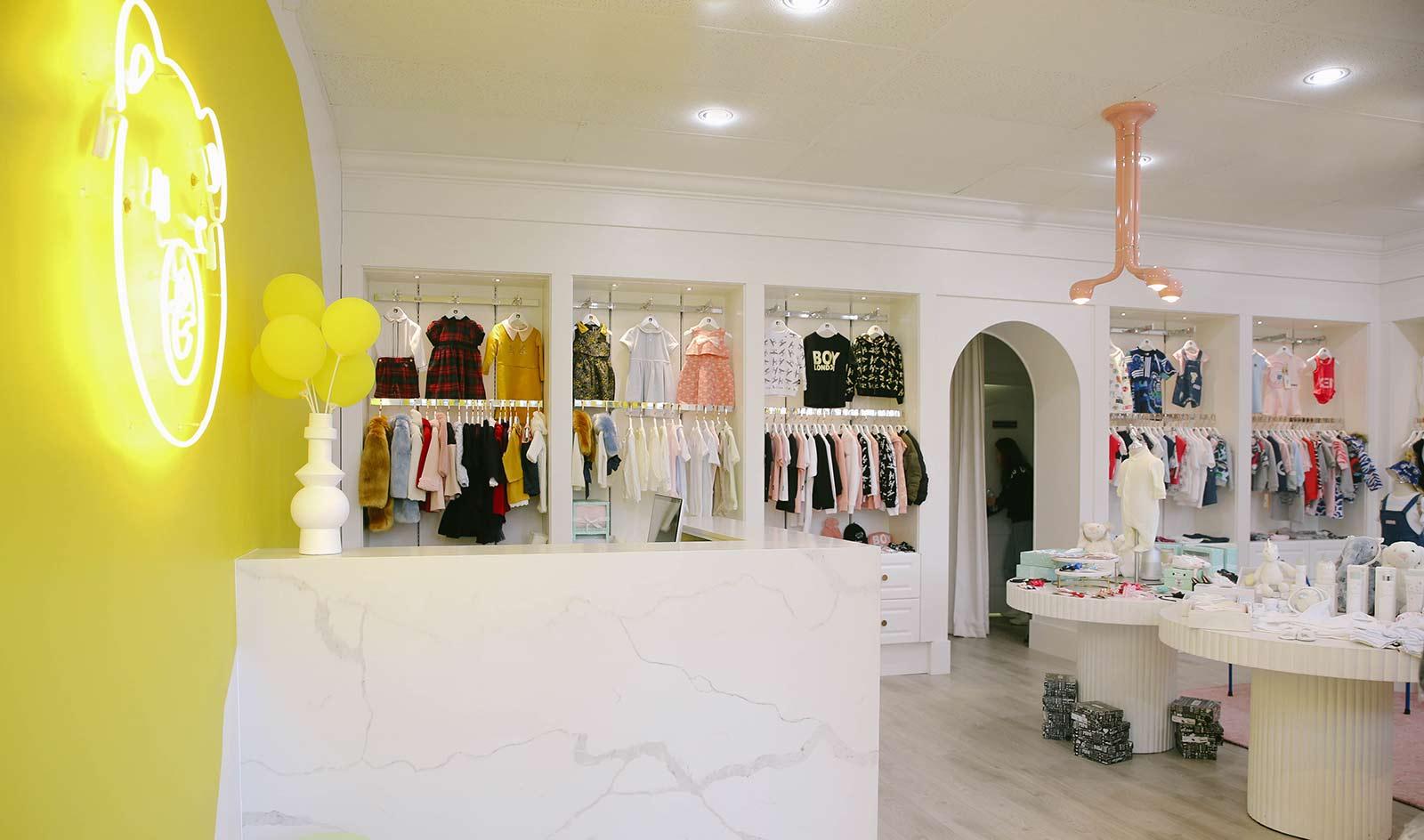 Mabelle + Carina   Vancouver Retail Interior Design