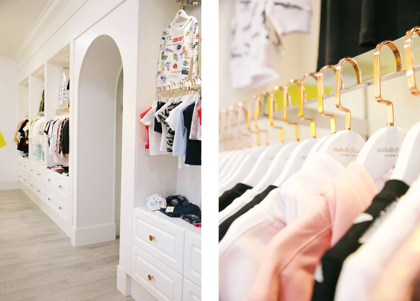Mabelle Baby   Vancouver Retail Interior Design