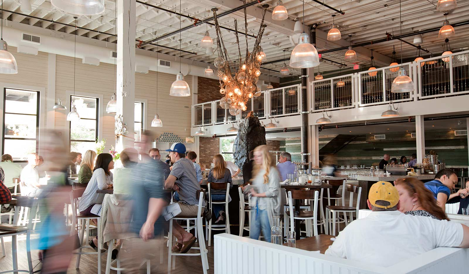 Rodney's Oyster House | Calgary Commercial Interior Design | Restaurant Interior Design and Styling