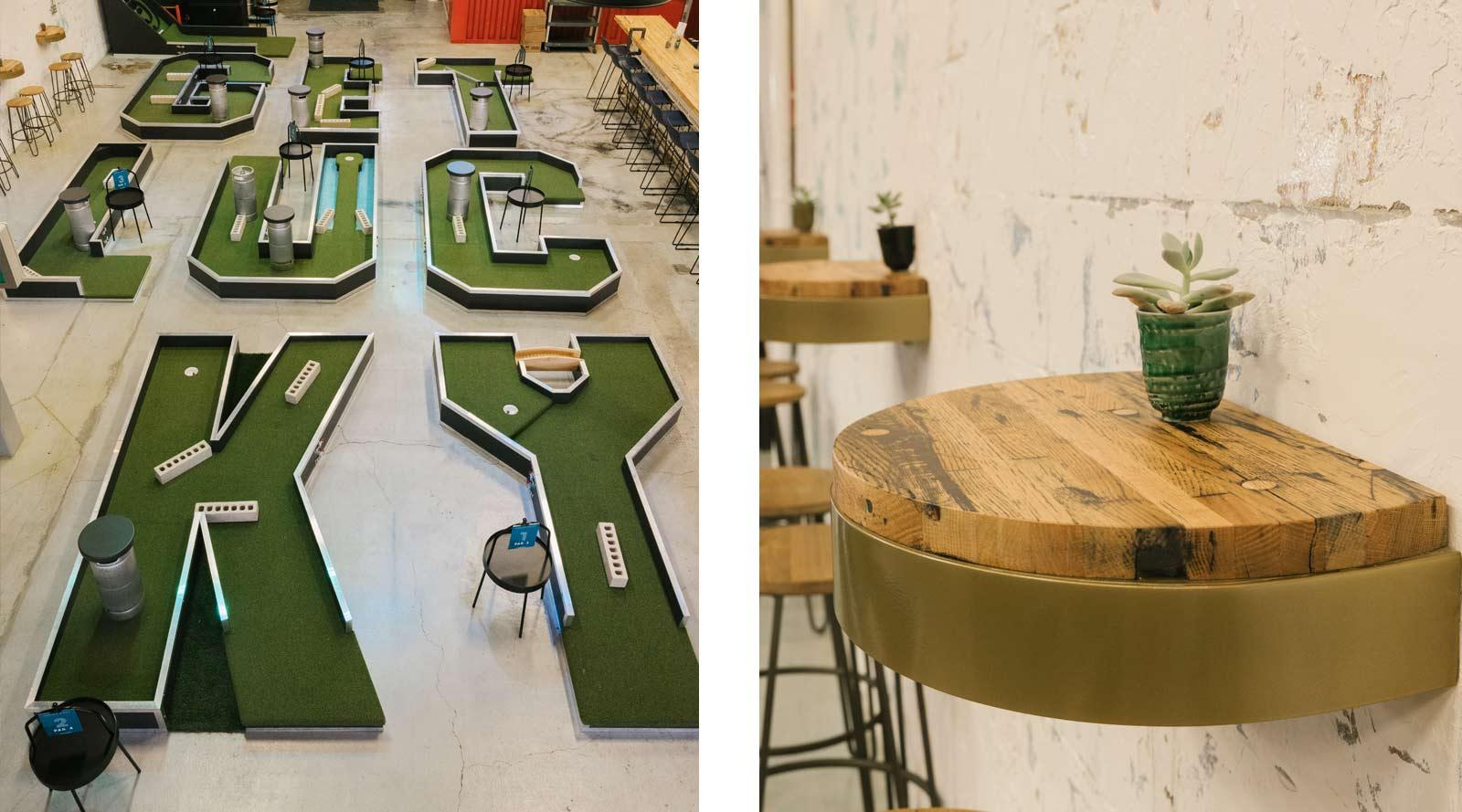 Taiko Canteen   Calgary Hospitality Interior Design