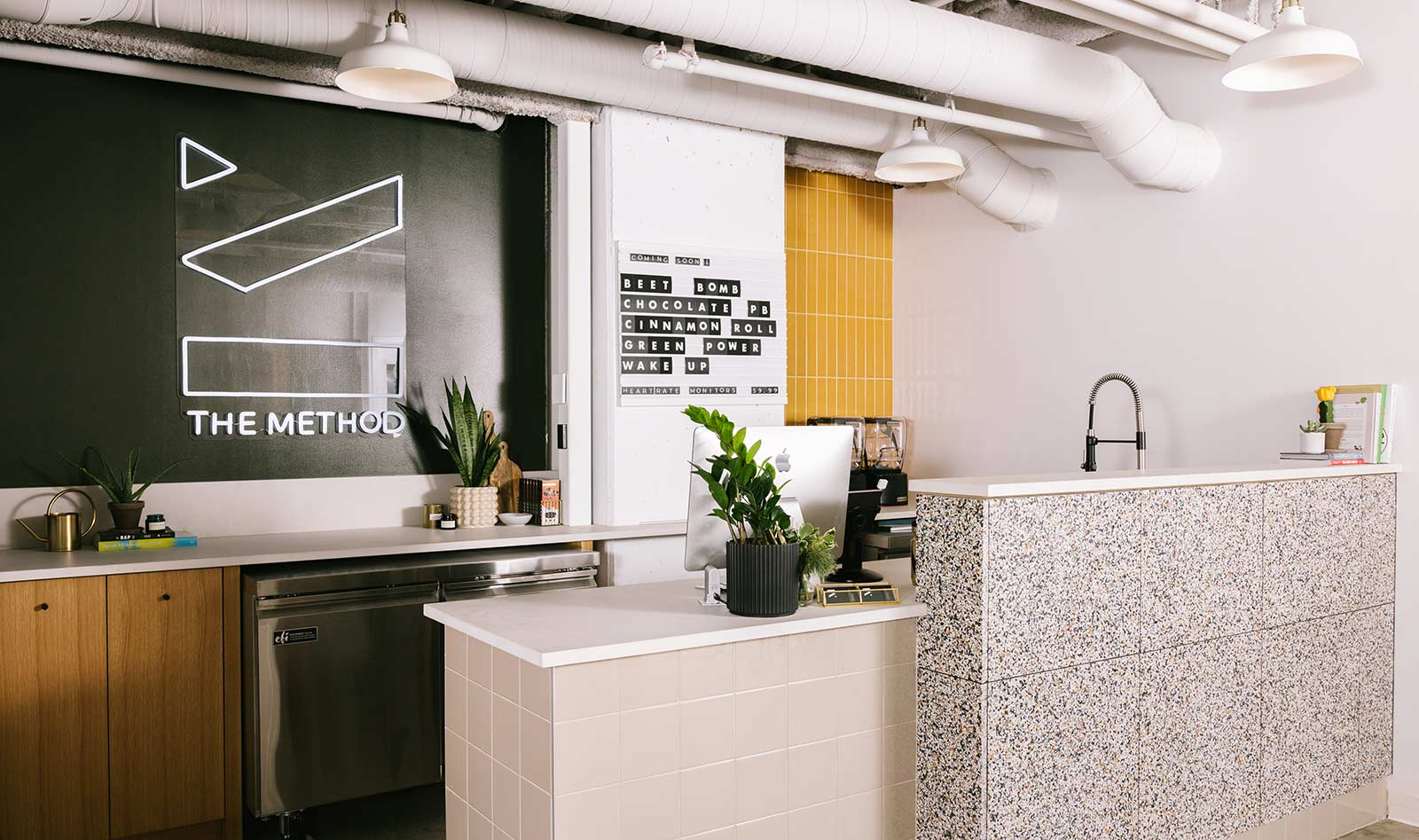 The Method | Calgary Health and Wellness Interior Design & Styling