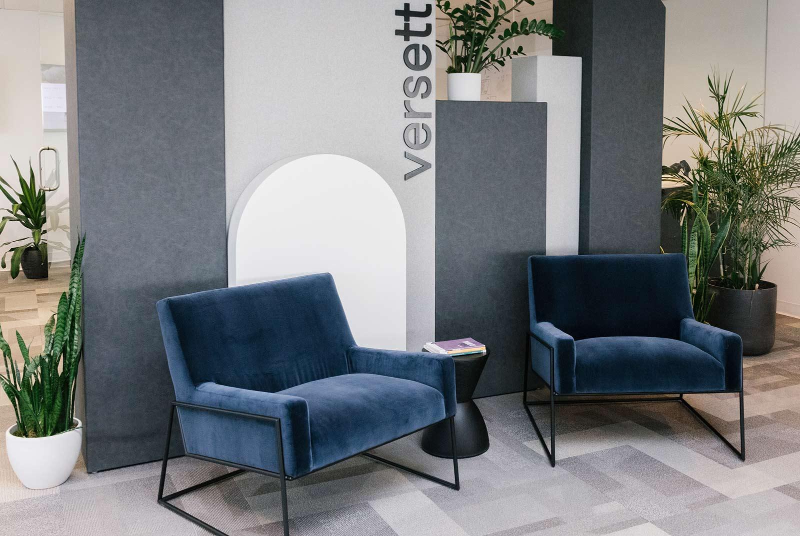 Versett | Calgary Office Interior Design
