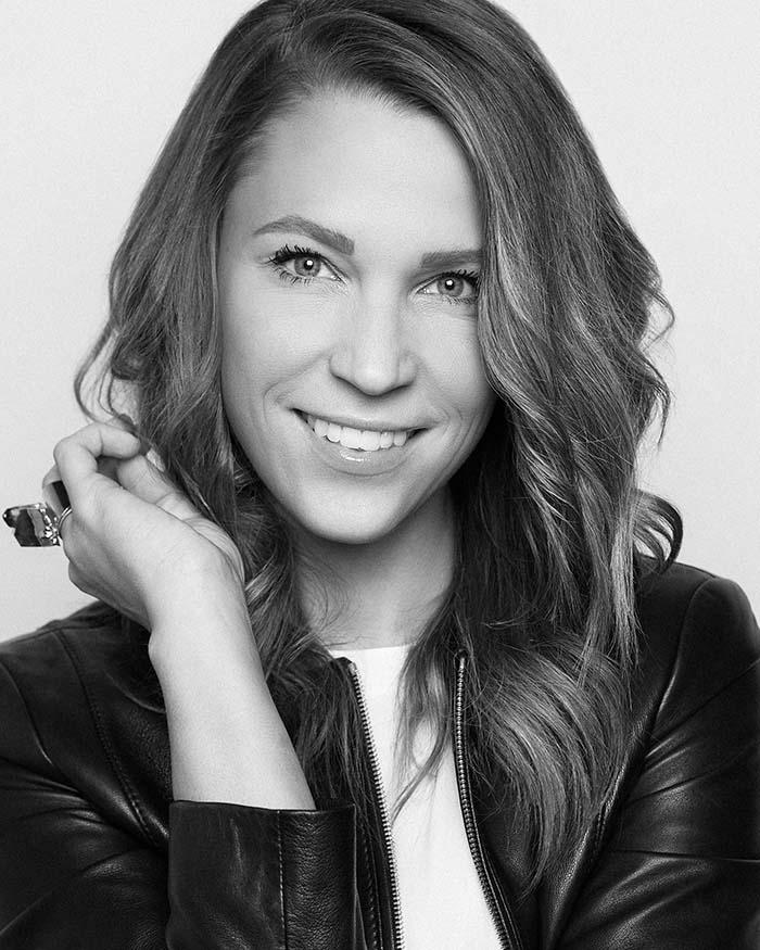 SARAH PETERS, Interior Designer + Design Director